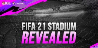 Berbagai Stadion yang Bisa Digunakan di Berbagai Mode FIFA 21