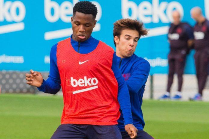 Dua Wonderkid Barcelona Dipertimbangkan Mentas di Liga Champions