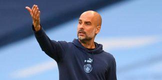 Gagal Juara, Pimpinan Man City Kesal Pada Guardiola