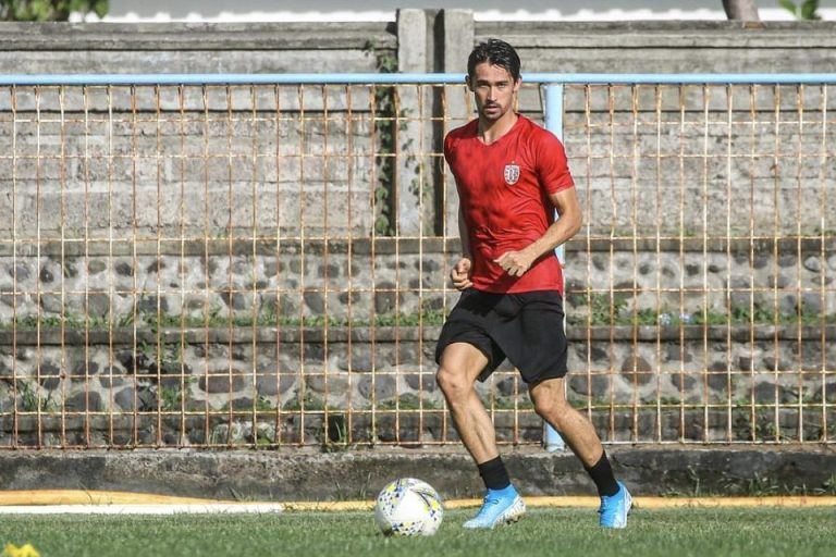 Bek Bali United Klaim Dalam Kondisi Siap Tempur di Piala AFC