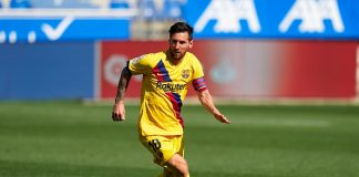 Gaya Bermain Berubah, Messi Lepas Sepatu Emas Eropa Musim Ini