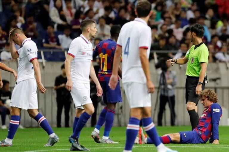 Ada Kabar Buruk Menimpa Barcelona