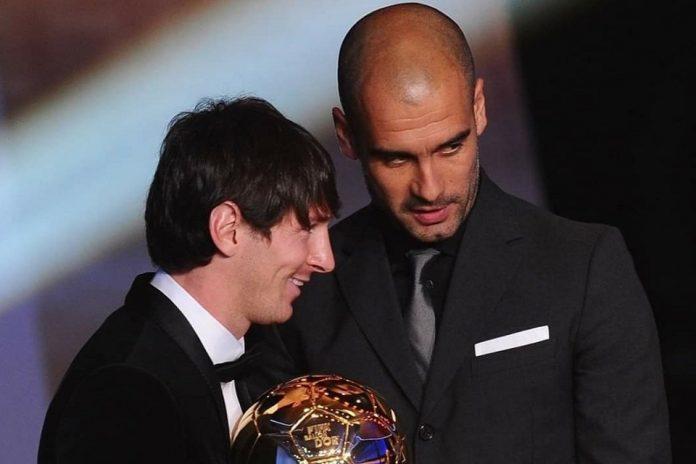 Guardiola dan Messi