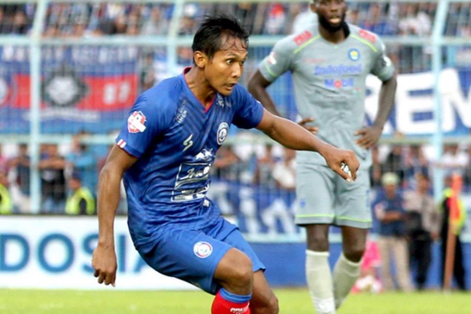 Hendro Siswanto Arema FC