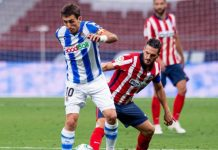 Imbang 1-1 Kontra Sociedad, Atletico Finish Di Posisi Tiga LaLiga