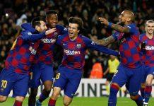 Jamu Napoli, Barcelona Bawa 11 Pemain Jebolan Akademi La Masia