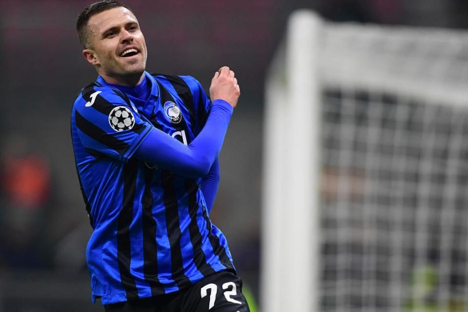 Jamu PSG, Atalanta Dipastikan Tanpa Josip Ilicic