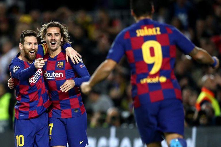 Jarang Diberi Umpan, Griezmann Diminta Tinju Muka Messi
