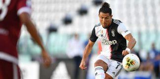 Jelang Lawan Sassuolo, Ronaldo Punya Kans Cetak 2 Rekor Sekaligus