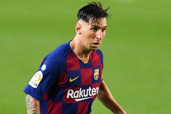 Josep Bartomeu Tegaskan Messi Bakal Bertahan Di Barcelona