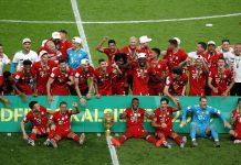 Juara DFB-Pokal, Bayern Tinggal Selangkah Lagi Raih Treble Winners