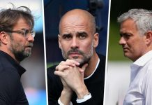 Jurgen Klopp, Jose Mourinho atau Josep Guardiola
