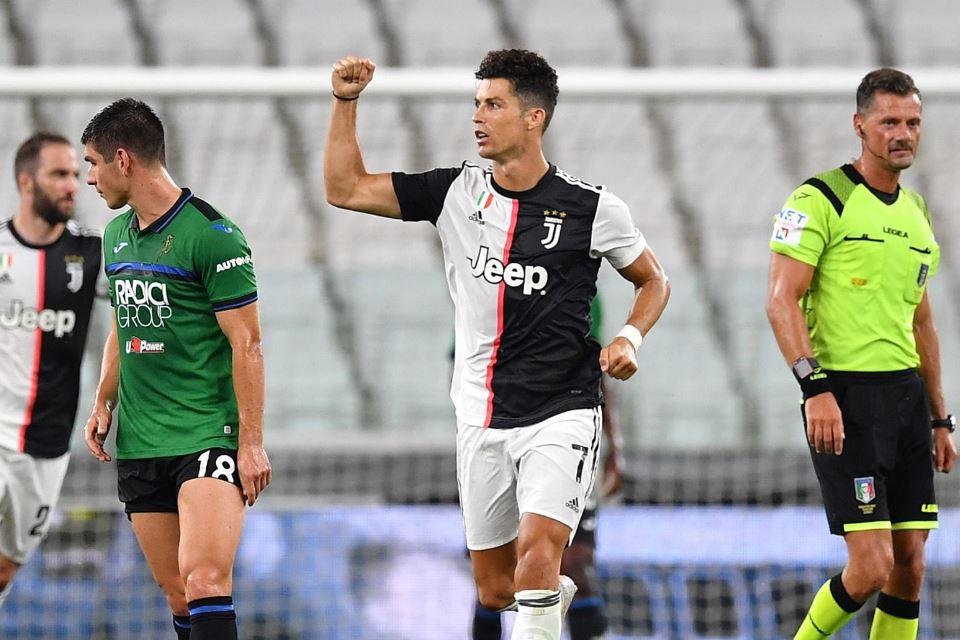 Juventus Dihadiahi Dua Penalti, Atalanta Aturan Di Italia Memang Aneh