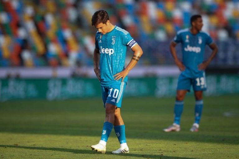 Juventus Konfirmasi Dybala Alami Cedera Otot
