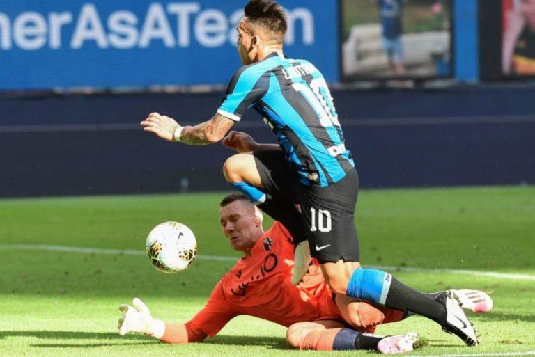Kembali Cetak Gol Untuk Inter, Lautaro: Saya Sangat Puas!