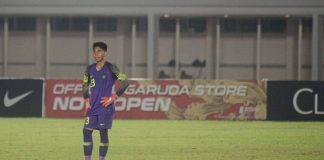 Kiper Muda Bali United Berharap Bisa Masuk Skuad Timnas U-16 Piala Asia