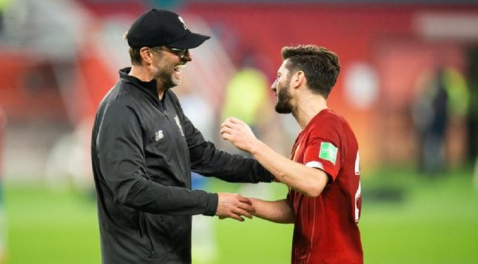 Klopp Adam Lallana Legenda Baru Liverpool