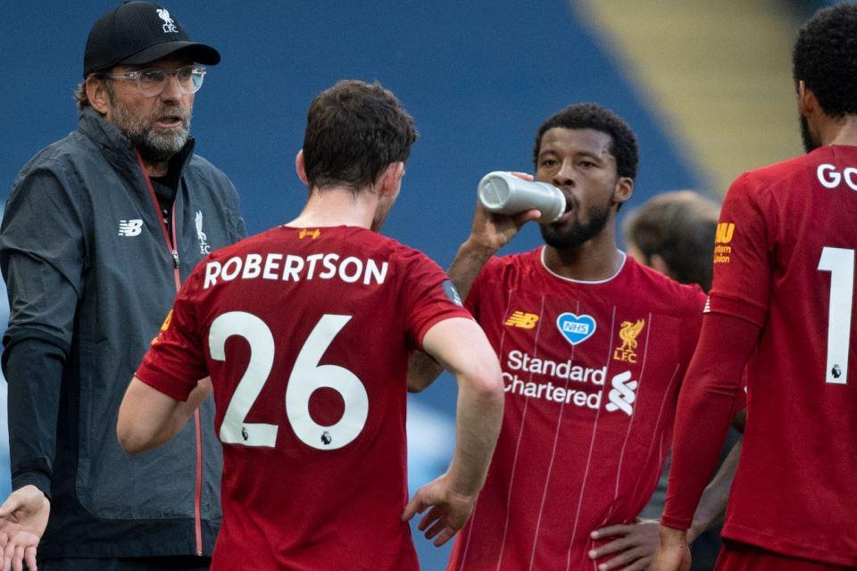 Klopp Bantah Liverpool Kalah Karena Hilang Fokus Usai Juara