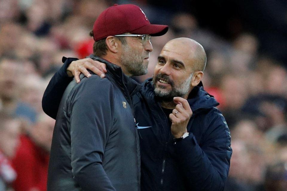 Gagal Pecahkan Rekor City, Pep Tetap Sebut Liverpool yang Terbaik