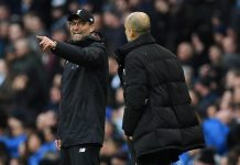Klopp dan Guardiola