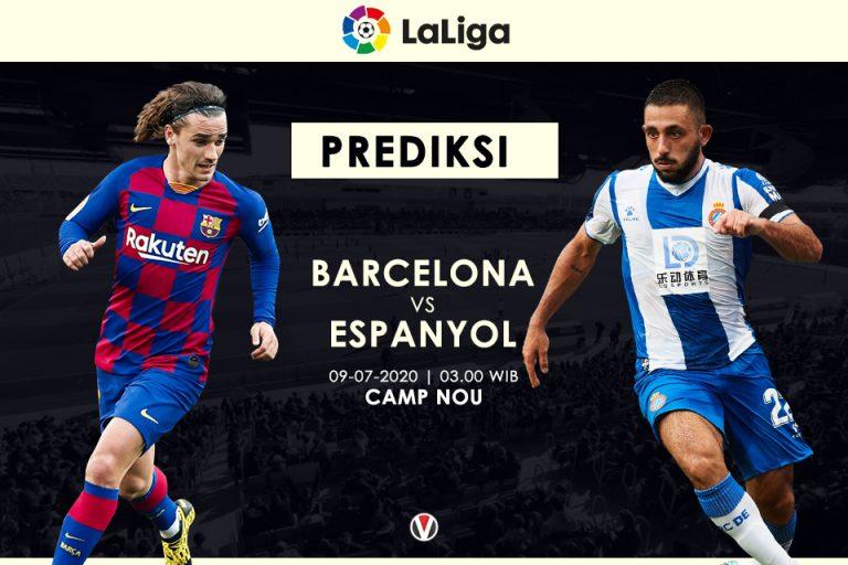 Prediksi Barcelona Vs Espanyol: Punya Misi Berbeda, Laga Bakal Sengit