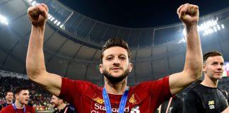 Lallana Selebrasi Piala Dunia Antar Klub
