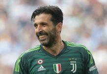 Lewati Paolo Maldini, Buffon Jadi Penampil Terbanyak di Serie A Italia