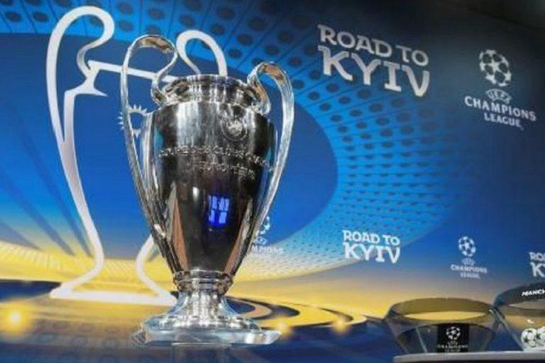 Jadwal Lengkap Liga Champions Musim 2020/2021