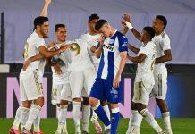 Lima Hari Menuju Tangga Juara LaLiga, Madrid Tak Merasa Tertekan
