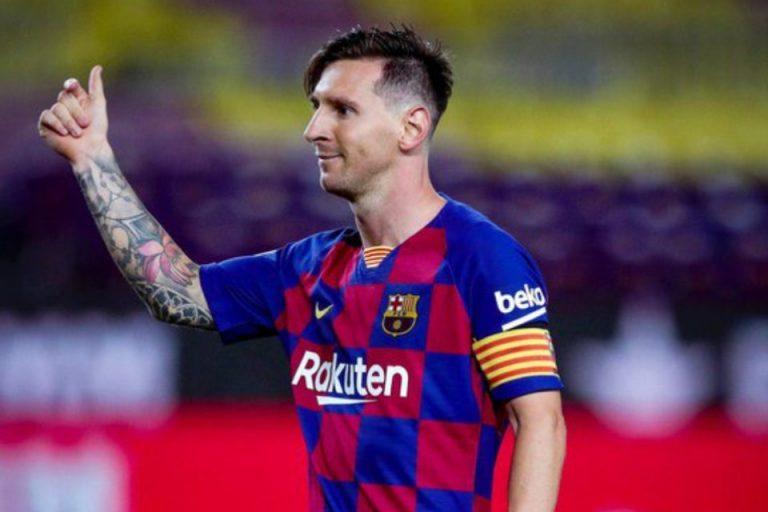 Tiga Gol Terbaik dari 700 yang Sudah Disarangkan Lionel Messi