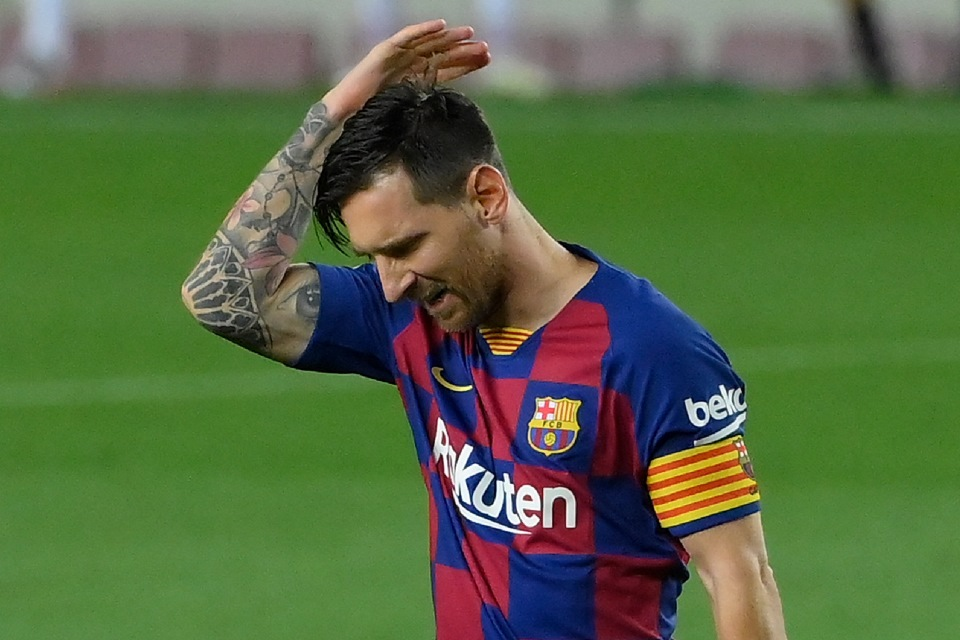 Identik Dengan Barcelona, Messi Bisa Coba Gabung Di Man City
