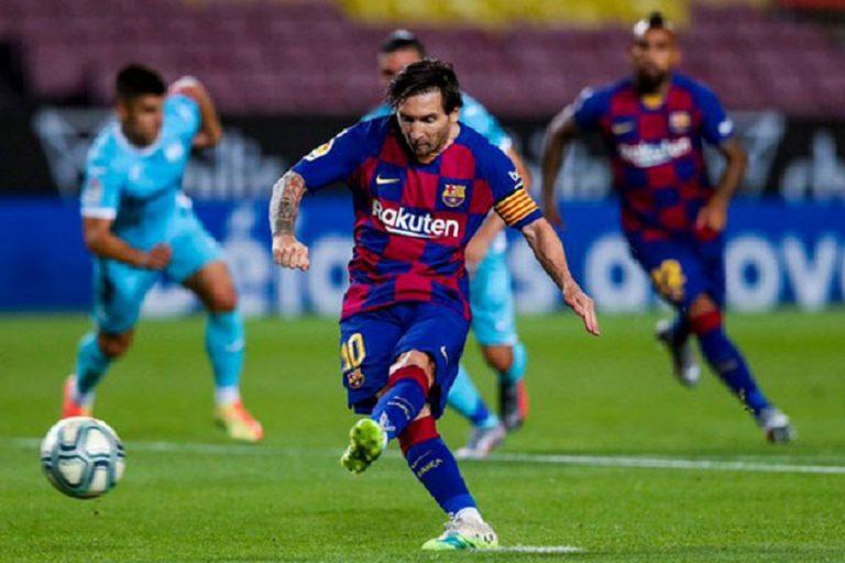 Punya 700 Gol, Begini Fakta Kaki Kiri Messi Yang Maha Dahsyat