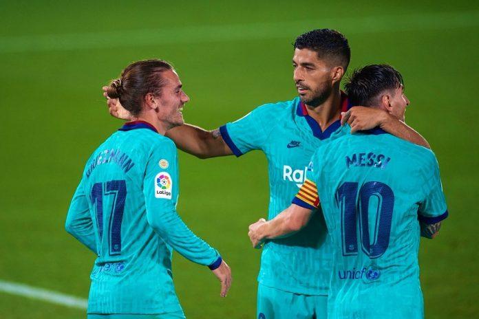 Dear Atletico, Barcelona Enggan Lepas Bintangnya Secara Cuma-Cuma