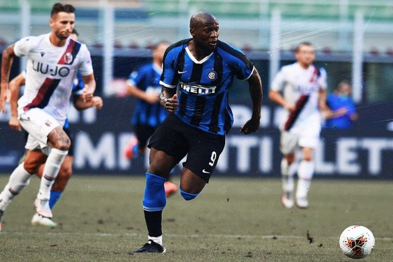 Tak Ingin Ambil Resiko, Inter Akan Parkir Lukaku