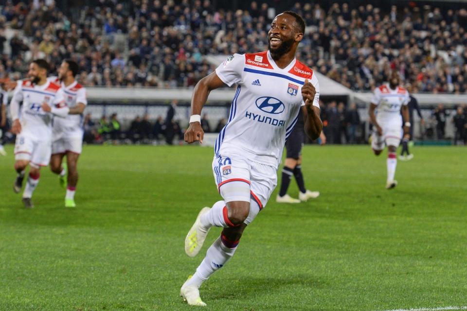 Lyon Masih Tunggu Keseriusan Raksasa Spanyol Untuk Moussa Dembele