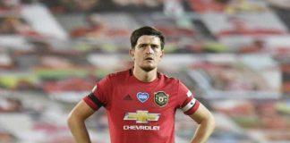 Man United Kecolongan Gol Di Menit Akhir, Inilah Pembelaan Maguire