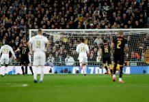 Manchester City vs Real Madrid Liga Champions