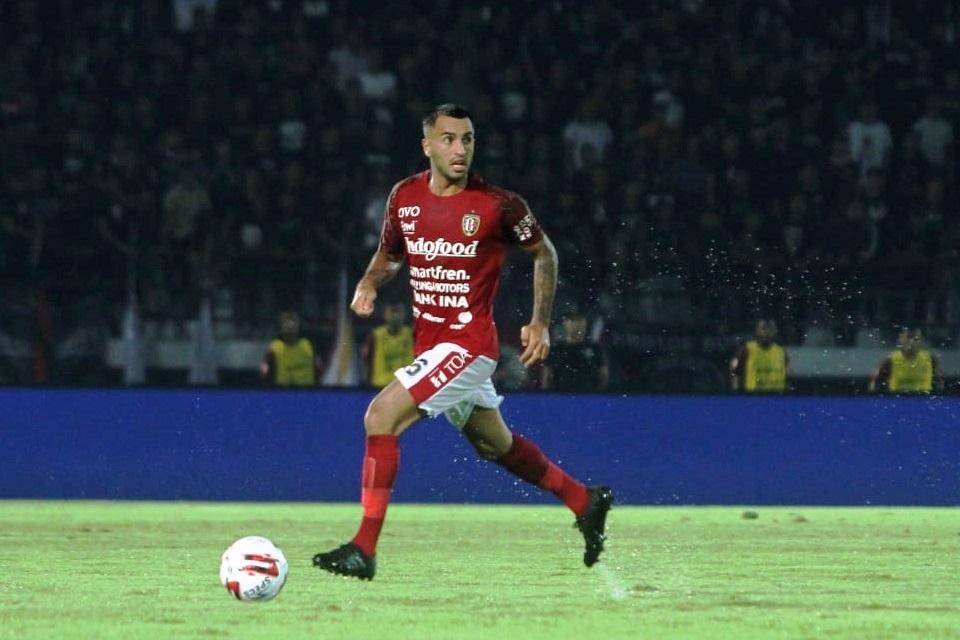Meski Belum Kembali, Legiun Asing Bali United Pastikan dirinya Bertahan