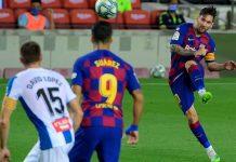 Meski Bisa Bantu Barcelona Menang, Messi Catatkan Rekor Buruk