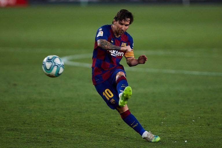 Hasil Polling Pemain Bundesliga: Messi Pemain Terbaik, Klopp Pelatih Favorit