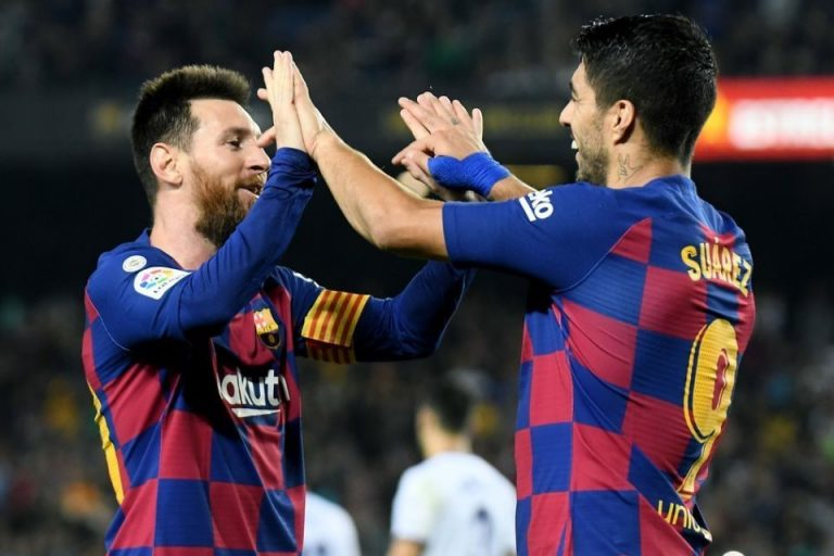 Rivaldo Minta Barcelona Cari Pengganti Dua Juru Gedor Barcelona