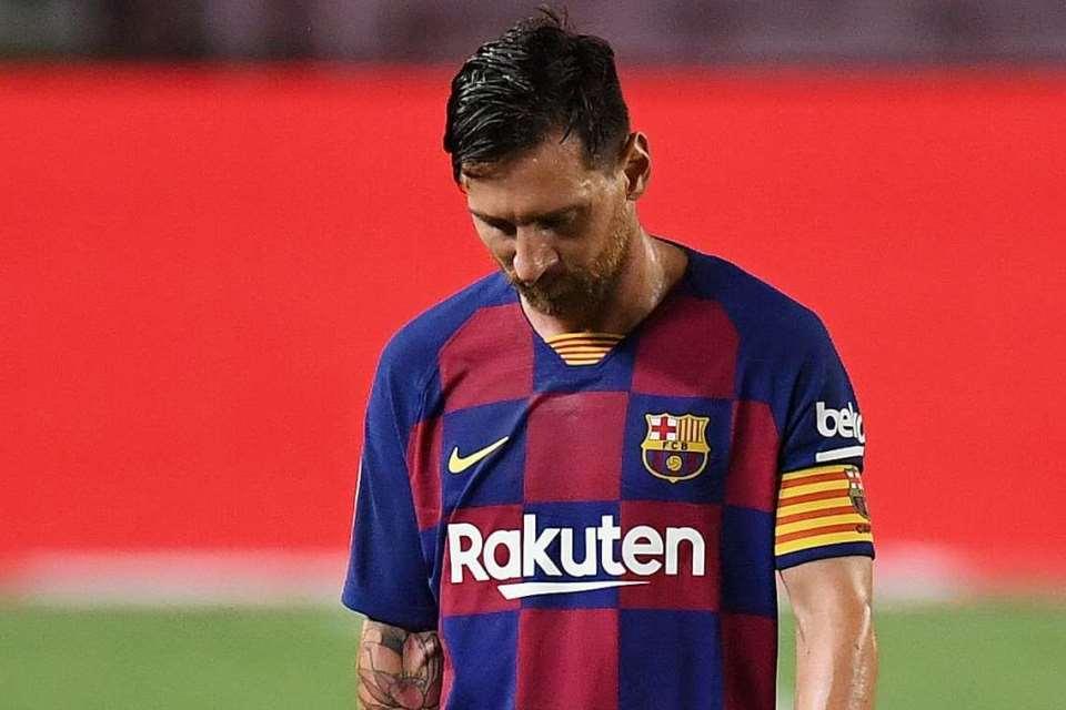Messi Yakin Barcelona Bakal Tersingkir di Liga Champions!