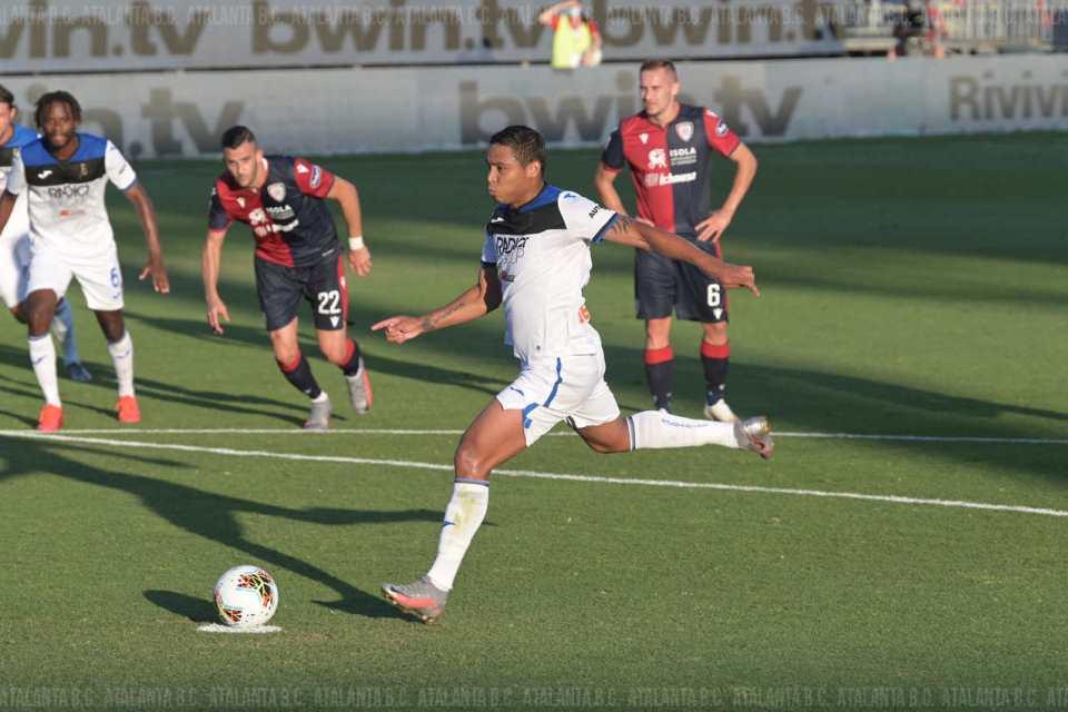 Muriel Penalti vs Cagliari