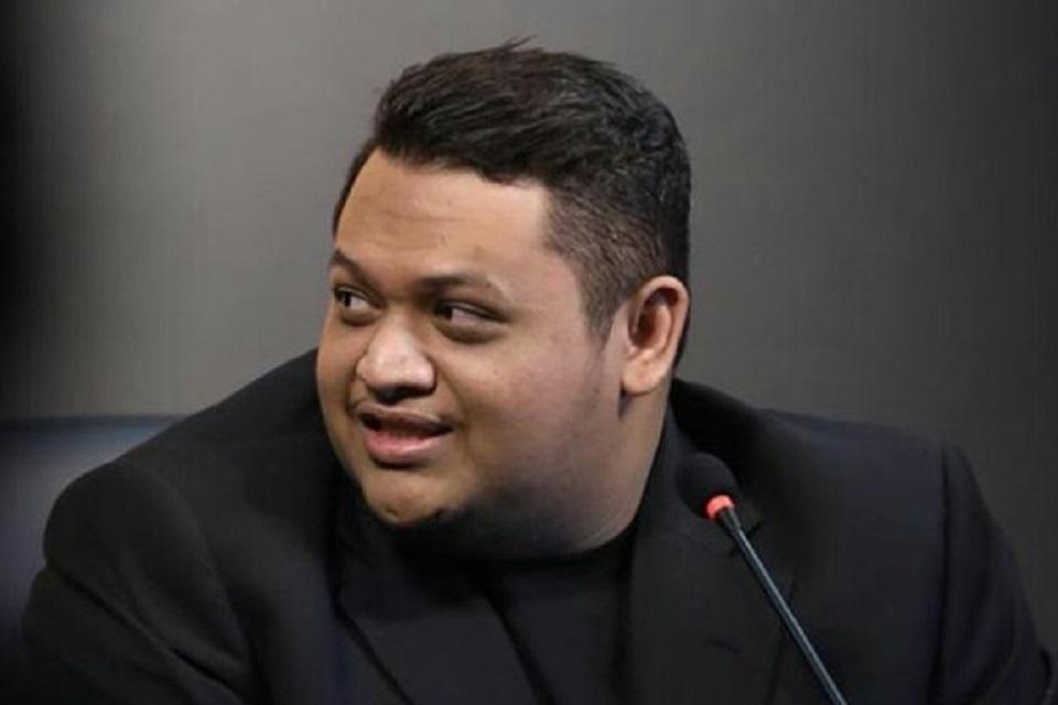 Nabil Presiden Borneo