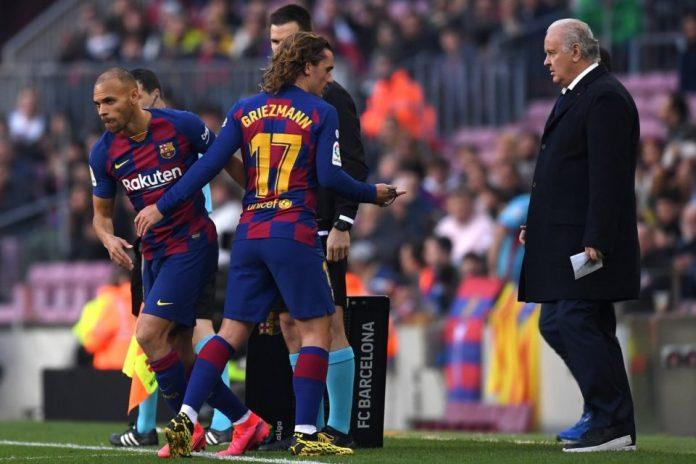 Kepergian Luis Suarez Jadi Berkah Bagi Striker Barcelona, Kok Bisa?