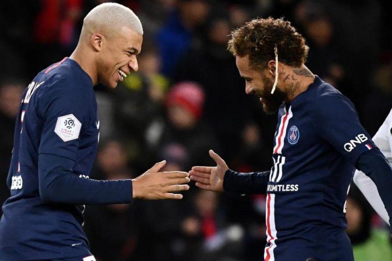 Neymar dan Mbappe Bertahan di Paris, Selamat Tinggal Klub Peminat!