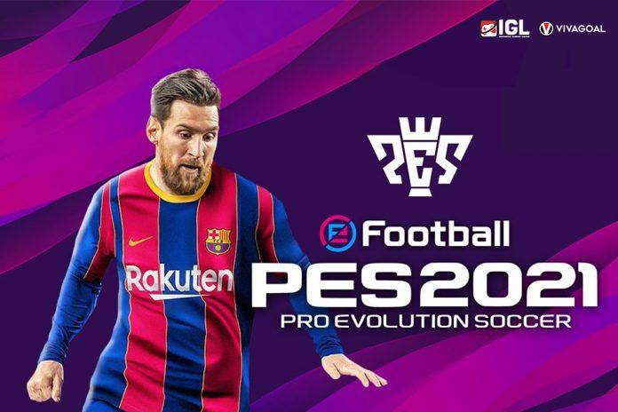 Dua Bulan Lagi, eFootball PES 2021 Bakal Dilepas ke Pasaran