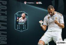 Mesin Gol Real Madrid Miliki Rating Baru di FIFA 20