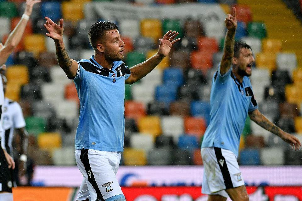 Pandemi Gusur Lazio dari Jalur Juara Serie A
