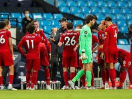 Pemain Liverpool Terlalu Mabuk Sampai Tak Bisa Lihat Bola